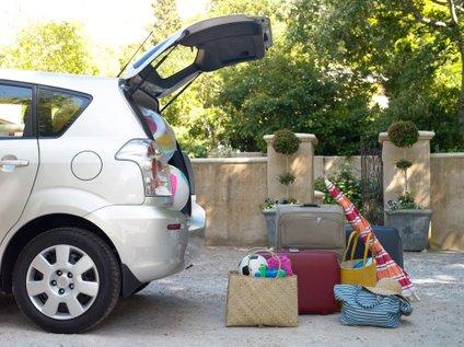 Ko se odpravimo na dopust, je naš avtomobil bolj naložen, kot sicer.