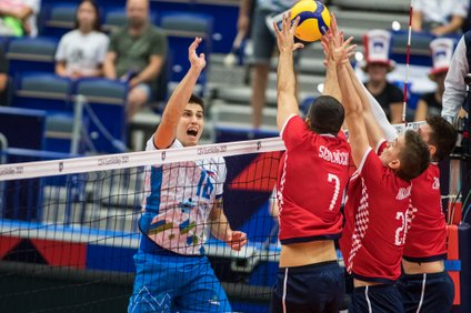 Slovenci so zmagali s 3:1 v nizih.