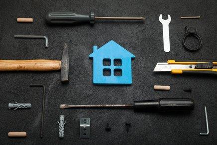 Veste, koliko dela vzame ena hiša?