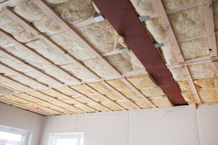 Izolacija pri montažnih hišah je lahko ena najboljših.