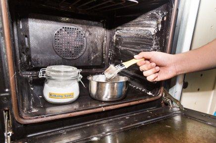 Veliko ljudi kot čistilo najraje uporabi kar sodo bikarbono.