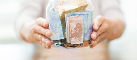 Kako privarčevati 30 odstotkov zaslužka?