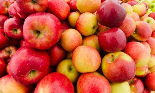 Trik, da jabolka ne bodo porjavela