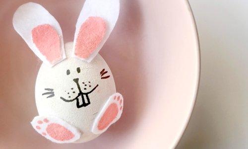Izviren velikonočni zajček