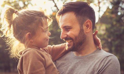 To je potrebno za dober odnos med očetom in hčerko