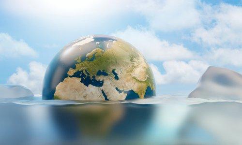 Svetovni oceani lani najtoplejši doslej
