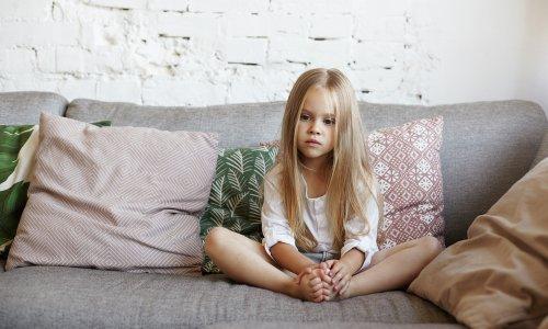 Simptomi in znaki depresije pri otrocih