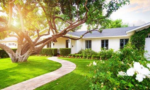 Poskrbite za čudovit pogled na okolico vaše hiše