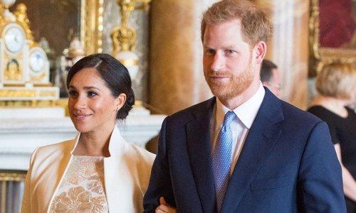 Meghan in princ Harry sta pohitela