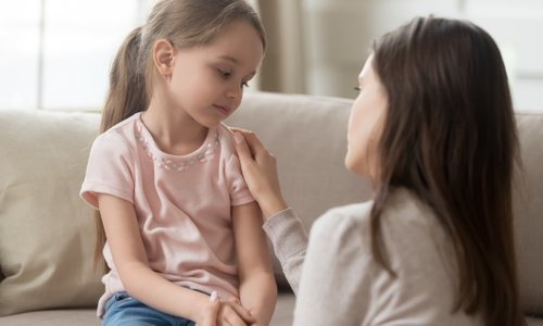 Kaznujete otroka? Strokovnjakinja meni, da kazen nikoli ni učinkovita metoda
