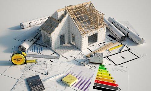 Kako se lotiti gradnje energetsko učinkovite hiše?
