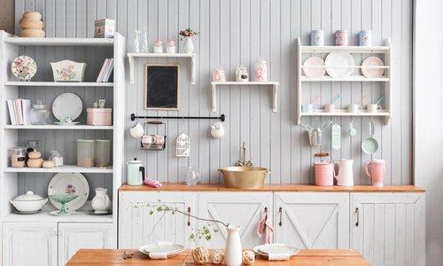 5 poceni trikov za osvežitev stare kuhinje