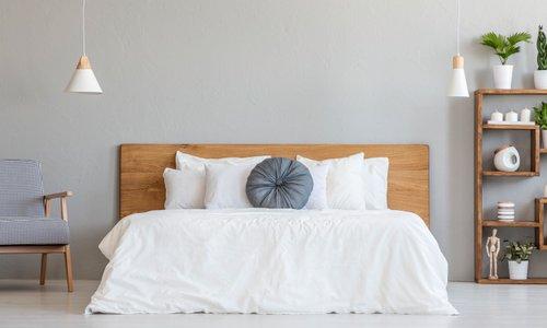 Kako urediti spalnico za najboljši spanec?