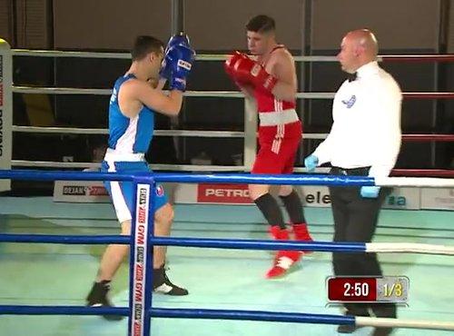 Edin Sejdinović vs. Jovan Stjepanović