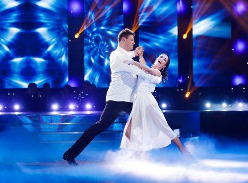 Zvezde plešejo (Miha Zupan, Maja Geršak) 5. oddaja