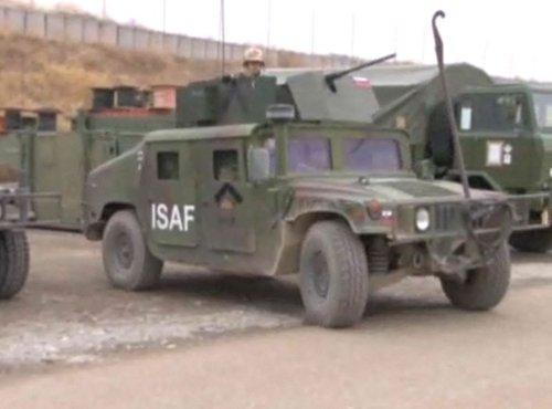 Humvee slovenske vojske
