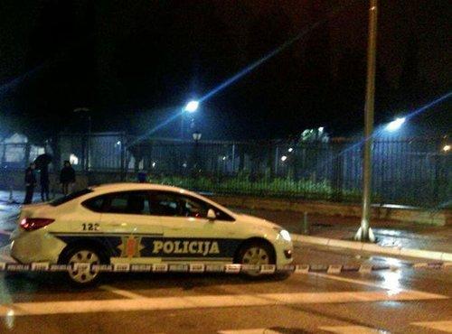 Napad na ameriško veleposlaništvo v Podgorici