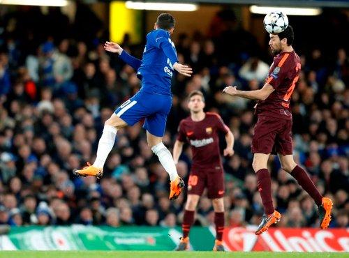 Chelsea - Barcelona - 2