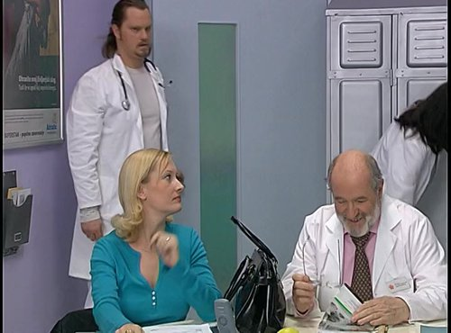 Naša mala klinika II. - 9. del