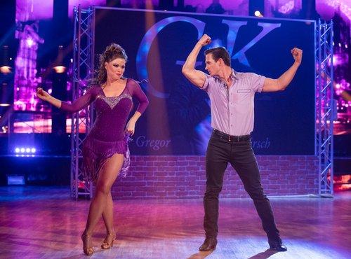 Zvezde plešejo, Grega Poljanec Kirsch in Martina Plohl, 3. oddaja