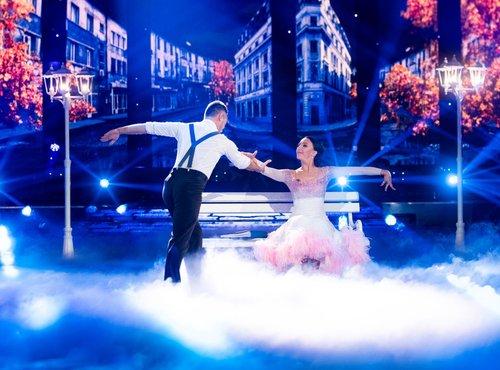 Zvezde plešejo, Denis Vučak in Nika Bagon, 3. oddaja