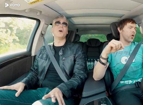 Avto karaoke - 3. oddaja