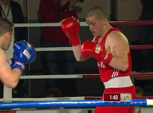 Denis Lazar vs Igor Nistor