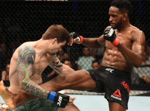 Neil Magny vs Craig White