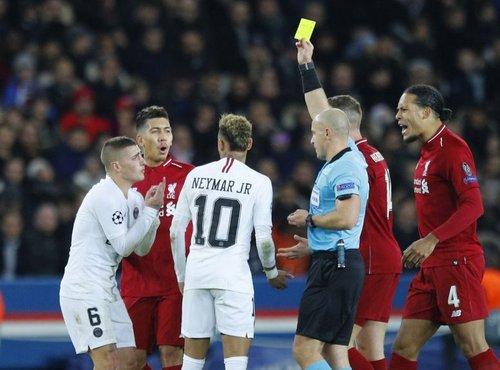 FOTOGALERIJA: PSG - Liverpool
