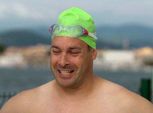 Dan za trening - plavanje
