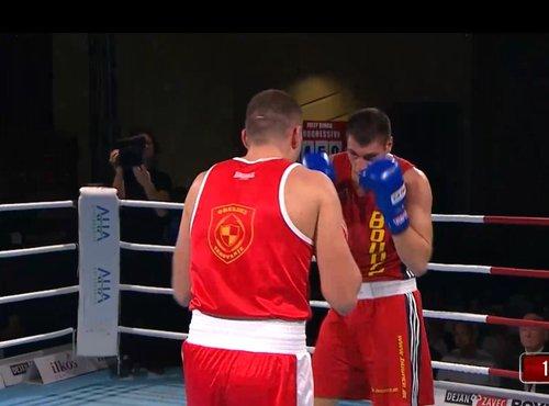 Gregor Škrjanec vs Stefan Nikolić