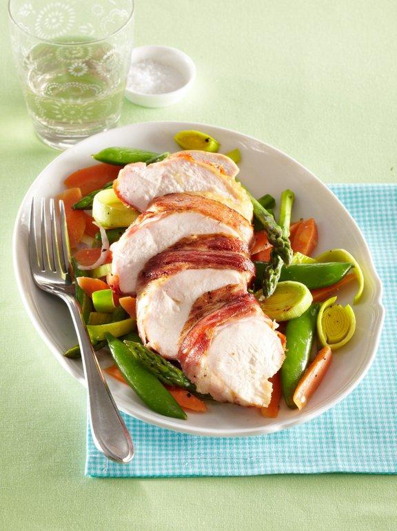 Nežno piščančje meso je odlična izbira tudi za pripravo hitrih in zdravih otrokov.