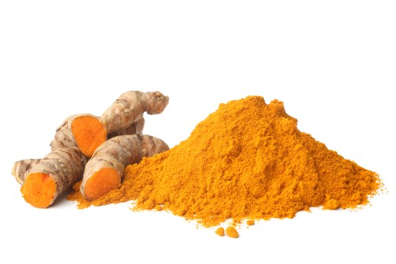 Najpomembnejša snov v kurkumi je kurkumin, ki daje začimbi rumeno barvo. Gre za močan antioksidant, ki deluje antiseptično, protivnetno, antibakterijsko in protiglivično.