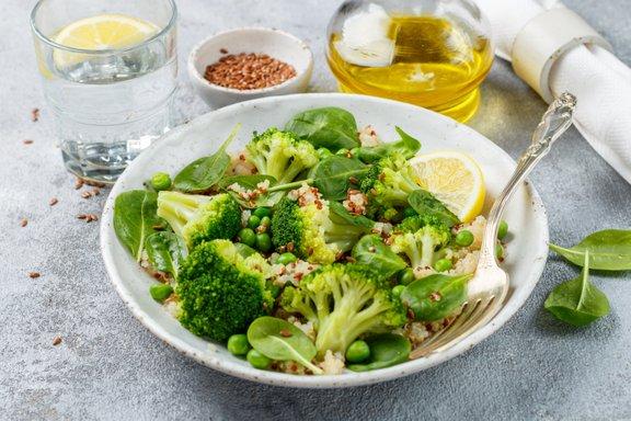Rastlinske vire železa je priporočljivo kombinirati z vitaminom C.