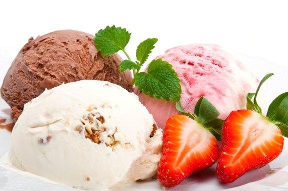 Sladoled je priljubljen po vsem svetu.