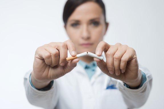 Če ste kadilec, potem prenehajte to razvado.