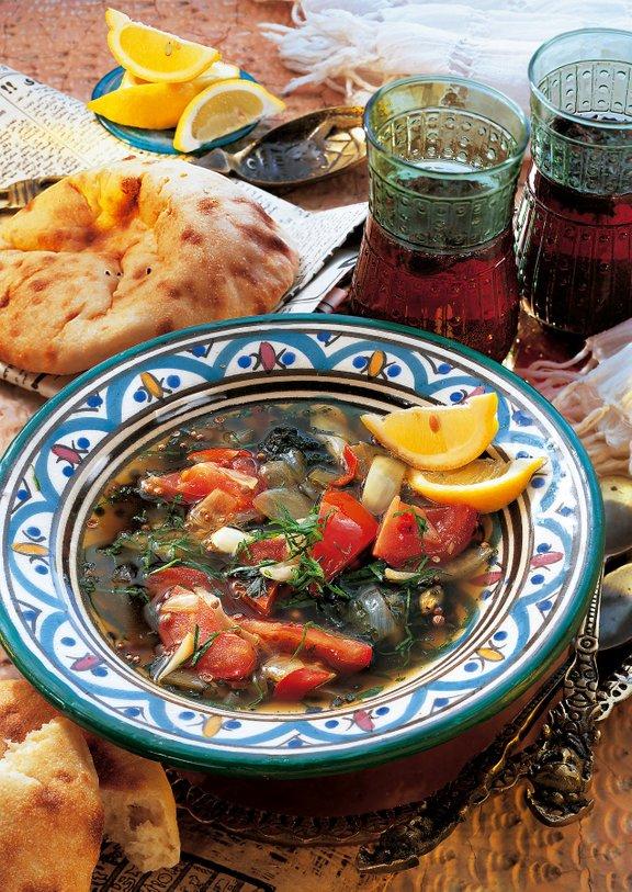 Hrana ima pomembno mesto v življenju Egipčanov.