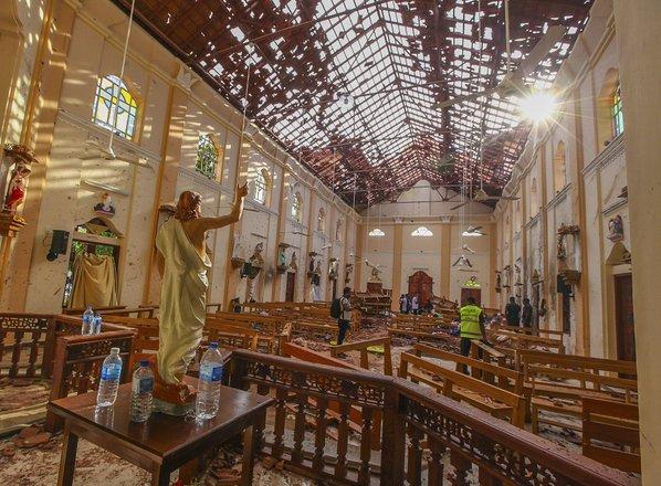 Slovenka, ki živi v Šrilanki: Bil je velik šok za vse