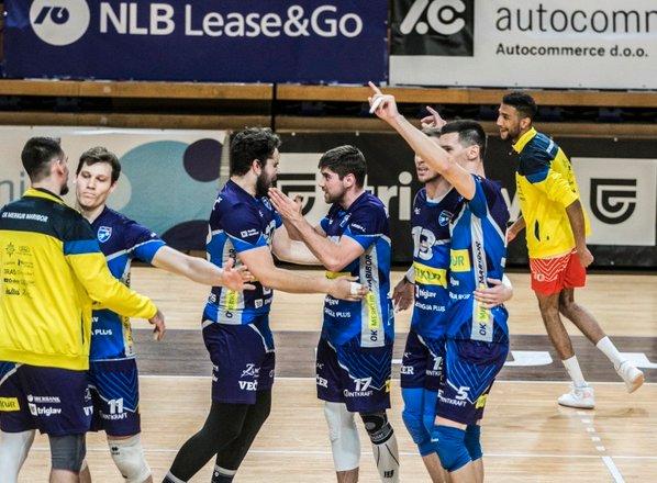 Mariborčani uspešni tudi na Slovaškem, do zmage tudi ACH