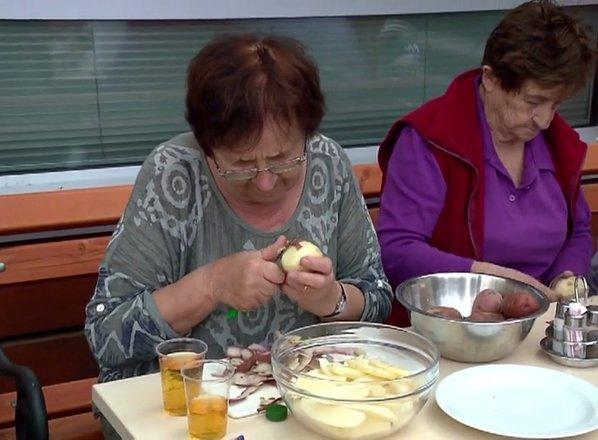 Krompir, začinjen s spomini in ljubeznijo
