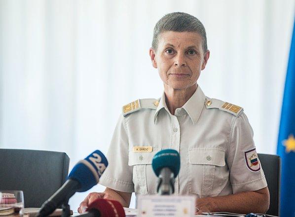 Alenka Ermenc: V vojski ni bilo razprtij