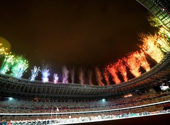 Paraolimpijske igre v Tokiu so se uradno začele