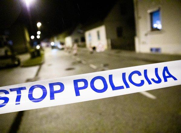 Poskus uboja v Novem mestu: pridržan 32-letni domačin