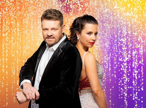 Miha Zupan in Maja Geršak: 'Nisem se ustrašila gluhote, ampak njegove višine!'
