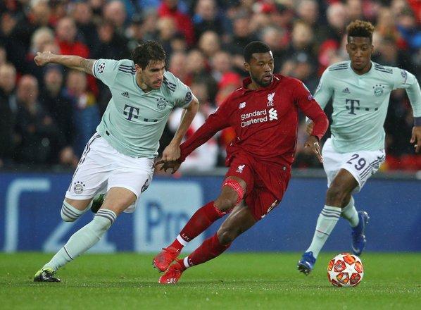Redsi streljali s praznimi naboji, četrtfinalista bo določila tekma na Allianz ...