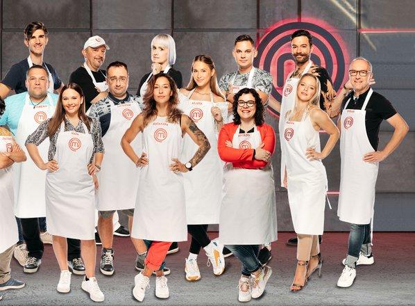Spoznajte tekmovalce nove sezone MasterChefa Slovenija