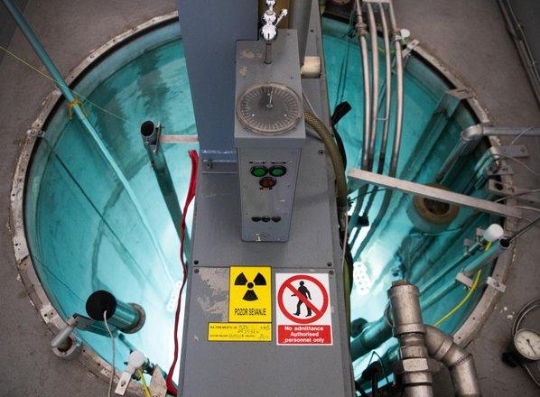 Jedrski reaktor pri Ljubljani, ki se ga 'ne da spraviti ob živce'