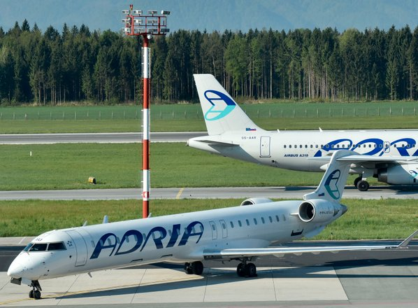Razkrivamo: za Adrio Airways se zanima ameriška družba Mesa Airlines