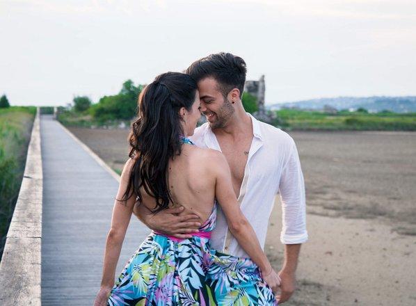 Gašper Rifelj in Maja Geršak o domnevni zvezi: Ne bova komentirala