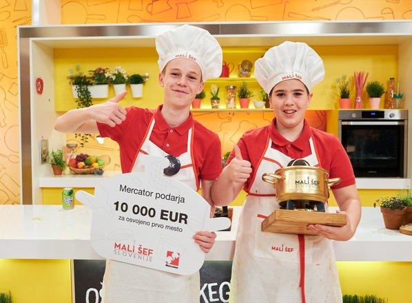 Kako bo šola prvih malih šefov v Sloveniji porabila osvojeni denar?